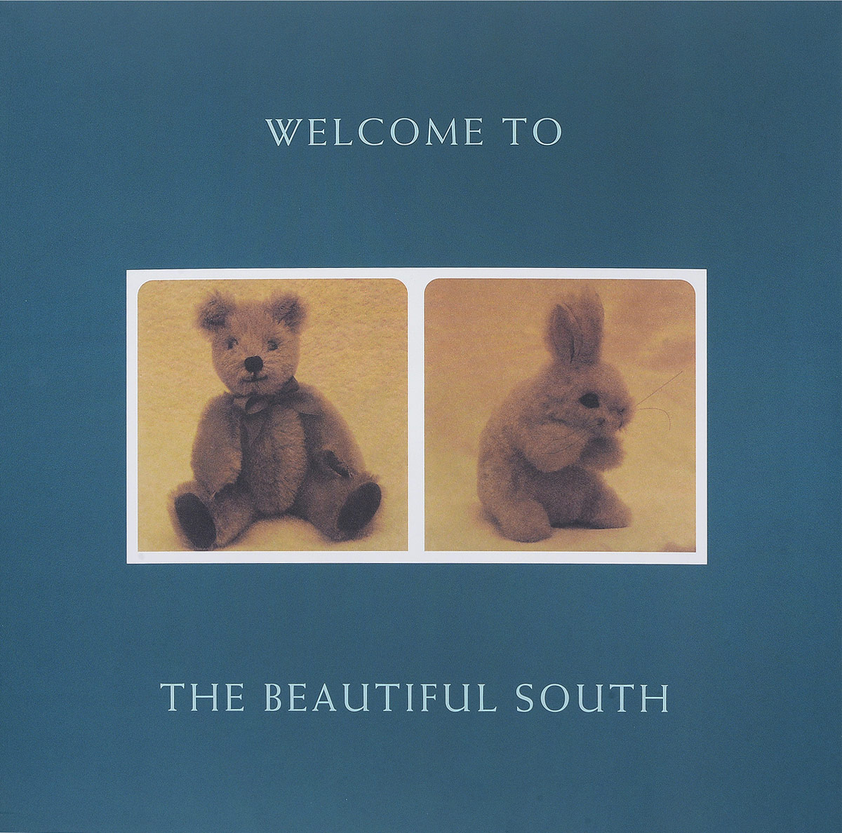 The Beautiful South The Beautiful South. Welcome To The Beautiful South (LP) south