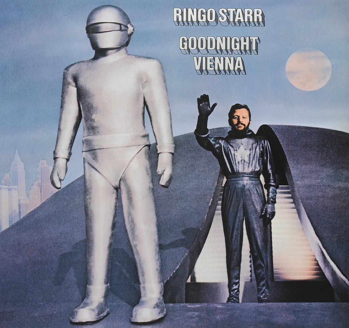 Ринго Старр Ringo Starr. Goodnight Vienna (LP) ringo starr ringo starr postcards from paradise