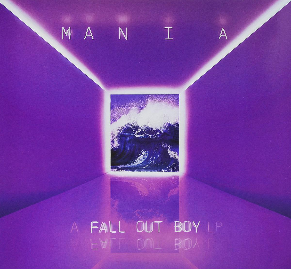 Fall Out Boy Boy. Mania (LP)