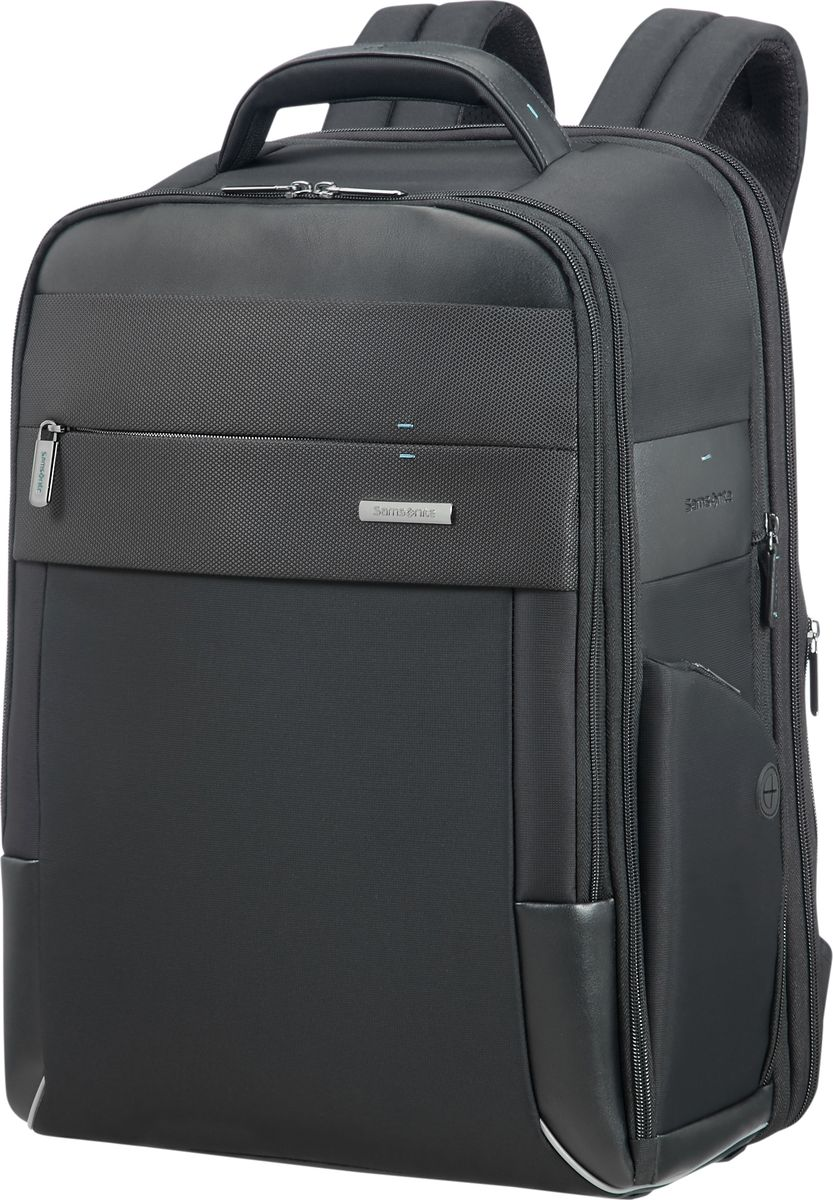 Рюкзак для ноутбука мужской Samsonite, цвет: черный, 17,3. CE7-09008 рюкзак для ноутбука samsonite рюкзак для ноутбука 15 6 2wm 38 5x64 5x18 см