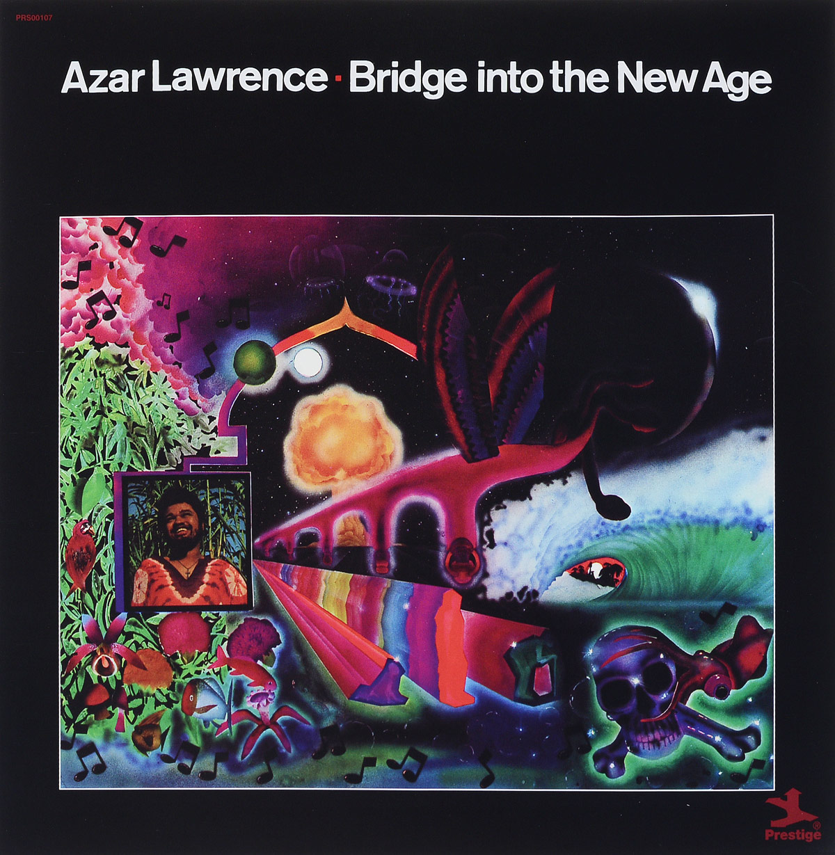 Азар Лоуренс Azar Lawrence. Bridge Into The New Age (LP) azar lawrence azar lawrence bridge into the new age