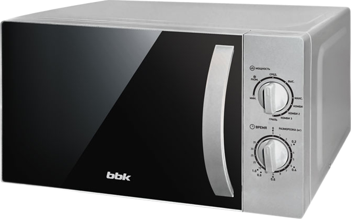 Микроволновая печь BBK 20MWG-740M/S свч bbk 20mwg 740m s 700 вт серебристый