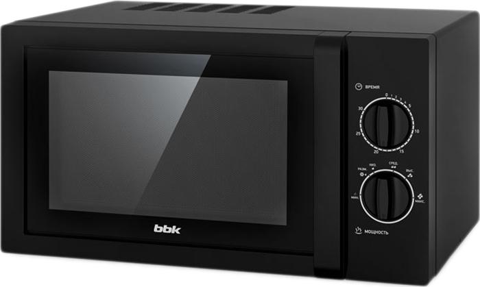 Микроволновая печь BBK 23MWS-822M/B микроволновая печь bbk 23mws 822m b соло 23л мех управ 800вт черный
