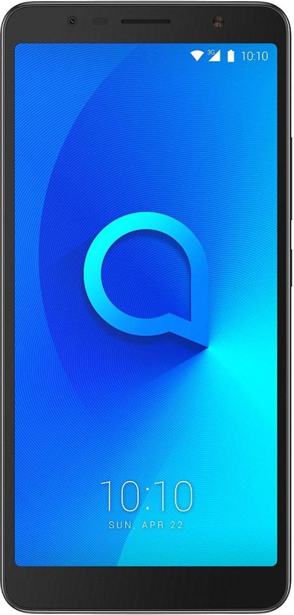 Смартфон Alcatel 5026D 3C 1/16GB black смартфон alcatel 3с 5026d синий