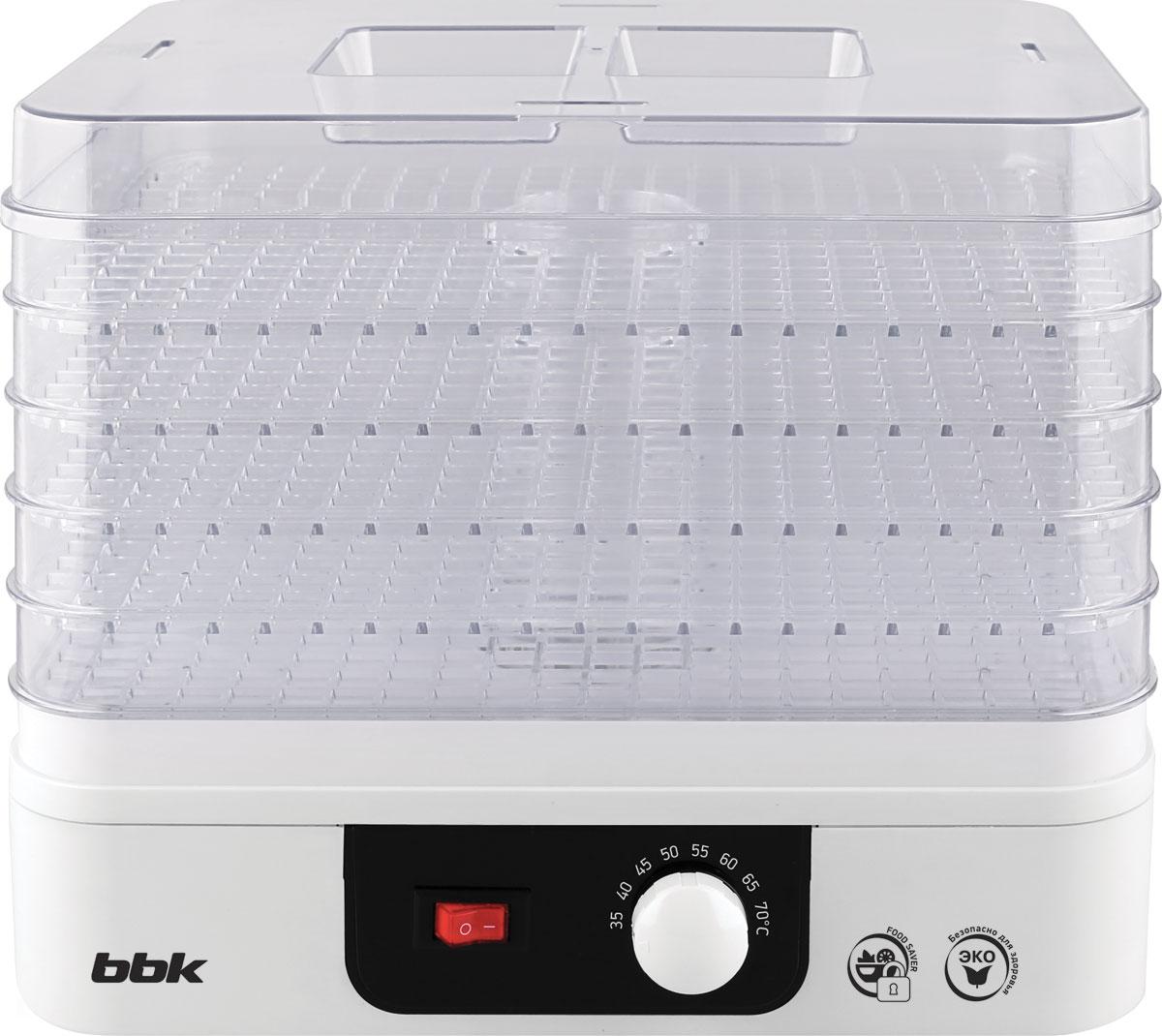 лучшая цена BBK BDH300M, White сушка для овощей
