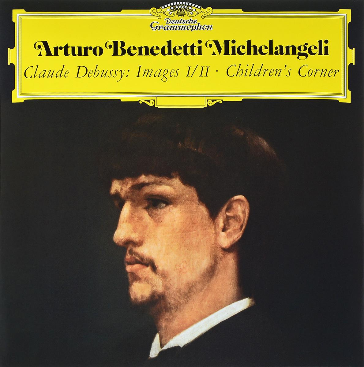 Артуро Бенедетти Микеланджели,Клод Дебюсси Arturo Benedetti Michelangeli, Claude Debussy. Images I/II. Children's Corner (LP) цена и фото