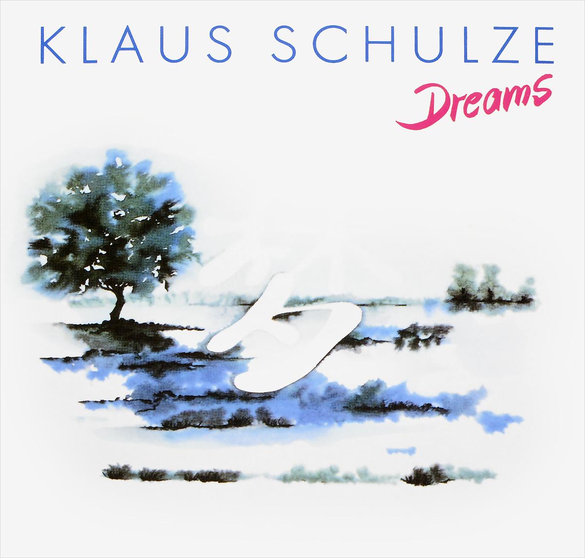 лучшая цена Клаус Шульце Klaus Schulze. Dreams (LP)