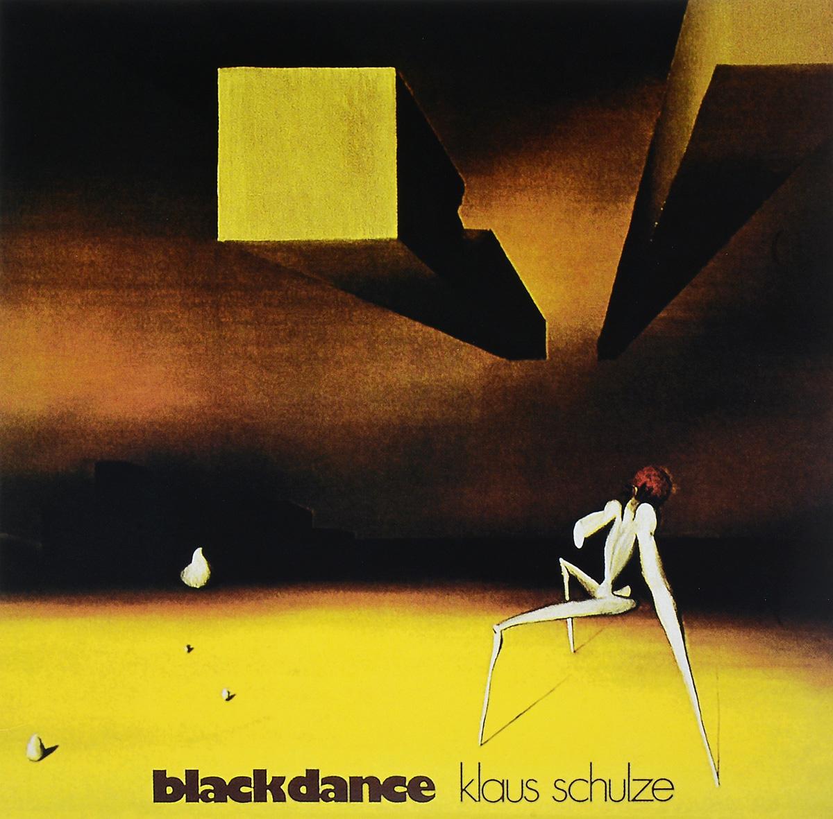лучшая цена Клаус Шульце Klaus Schulze. Blackdance (LP)