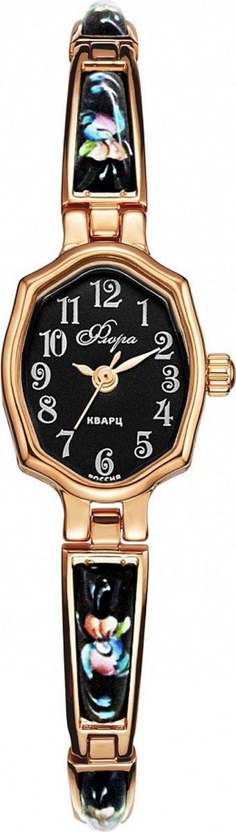 Часы наручные женские Mikhail Moskvin, цвет: золотистый, черный. 1240B3B2/24 все цены