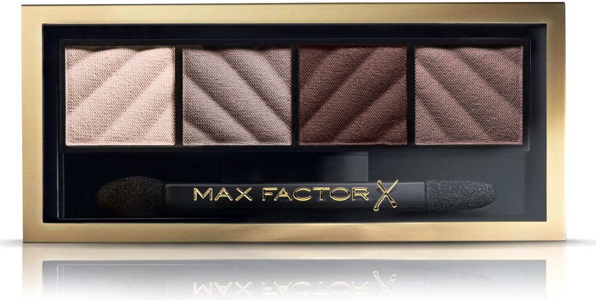 Max Factor Тени для век и Пудра для бровей Smokey Eye Matte Drama Kit 2в1, тон №30 Smokey Onyx, 3 г все цены
