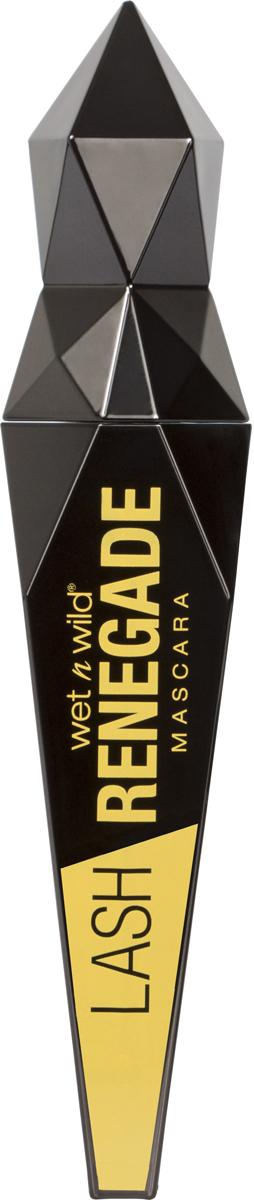 Wet n Wild Тушь для ресниц объем и разделение Lash Renegade Mascara, тон Brazen Black, 8 мл цена