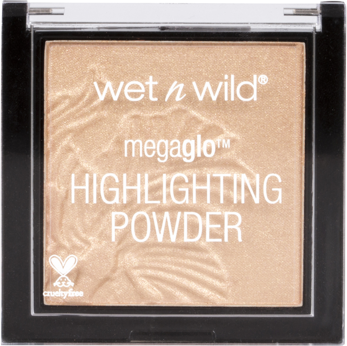 Wet n Wild Пудра-Хайлайтер MegaGlo Highlighting Powder, тон Precious Petals, 9 г wet n wild корректор жидкий photo focus concealer тон medium tawny 5 2 г