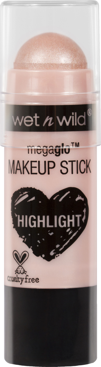 Wet n Wild Корректор-стик MegaGlo Makeup Stick Concealer, тон When the Nude Strikes, 4 г карандаш стик wet
