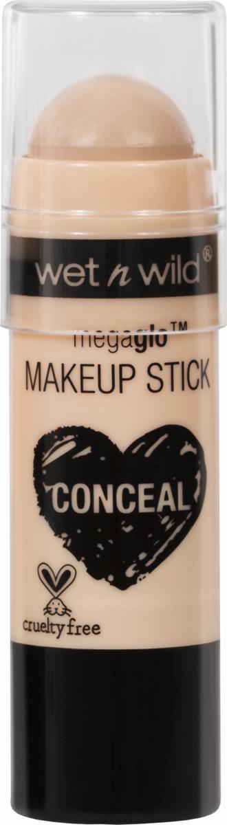 Wet n Wild Корректор-стик MegaGlo Makeup Stick Concealer, тон Nude For Thought, 4 г карандаш стик wet