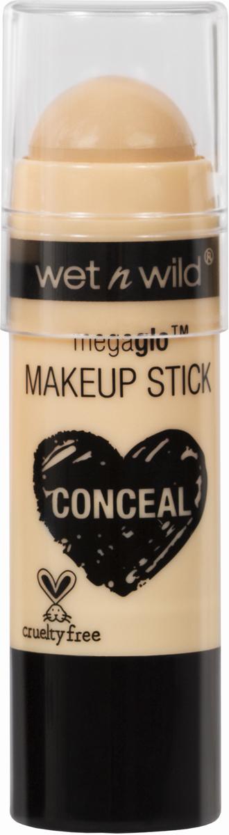 Wet n Wild Корректор-стик MegaGlo Makeup Stick Concealer, тон You`re a Natural, 4 г карандаш стик wet