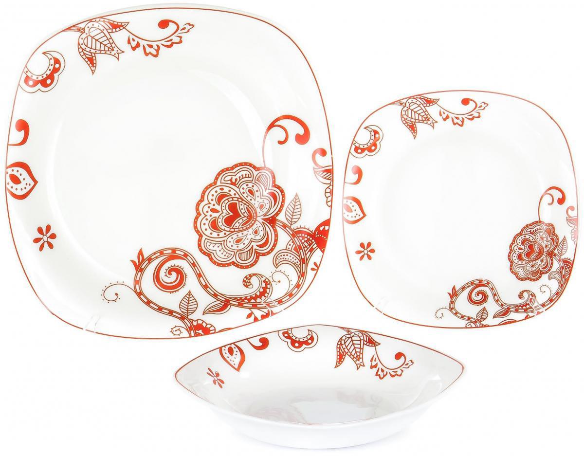 Набор тарелок Olaff