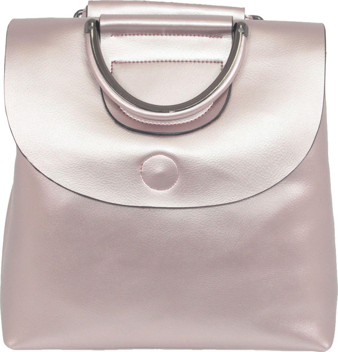 Рюкзак женский Flioraj, цвет: розовый. 2581-220 pink рюкзак flioraj flioraj fl976bwaxuo8