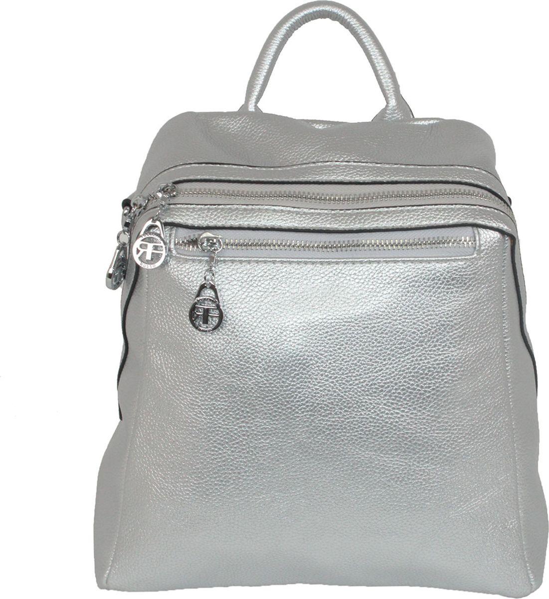 Рюкзак женский Flioraj, цвет: серый. 92251-1605/04 рюкзак женский flioraj цвет серый 9806 1605 106