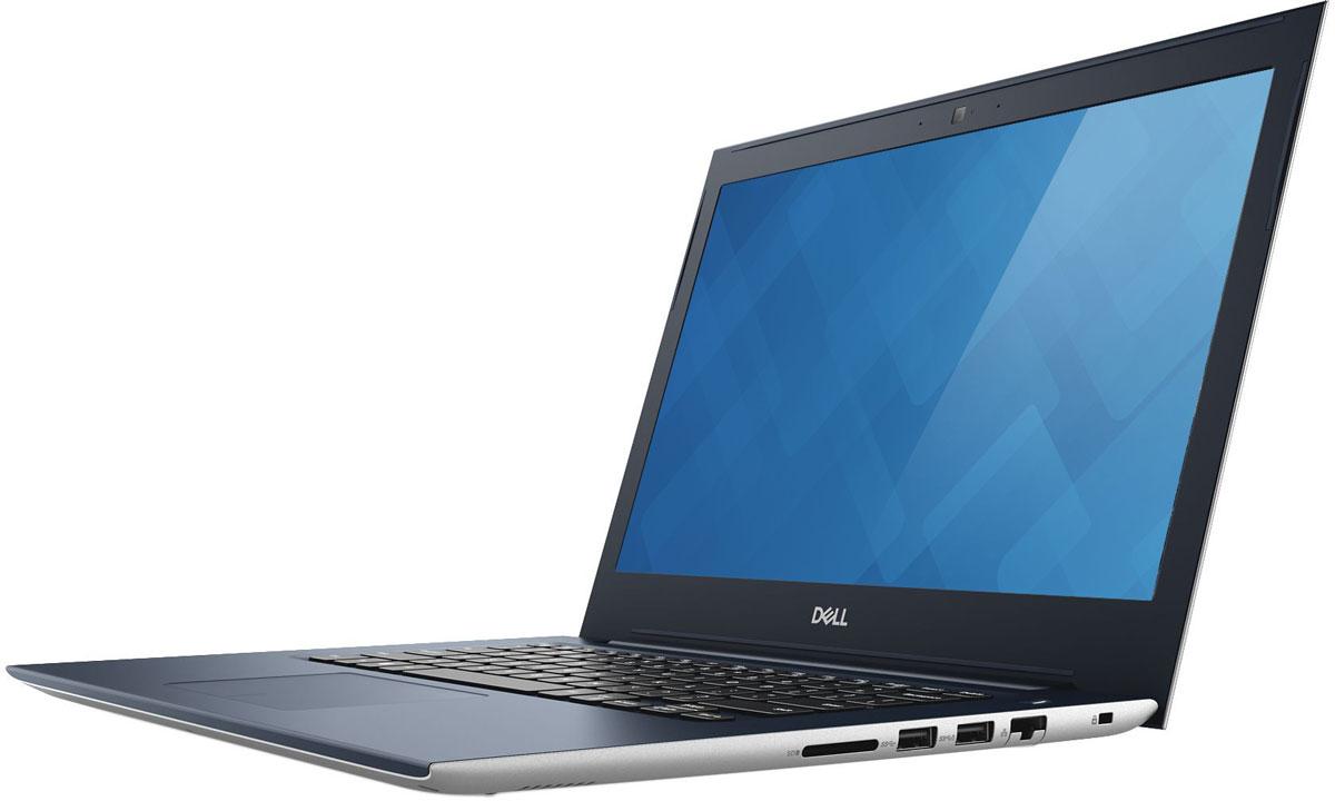 14 Ноутбук Dell Vostro 5471 5471-4631, серебристый ноутбук dell vostro 5471 5471 7196