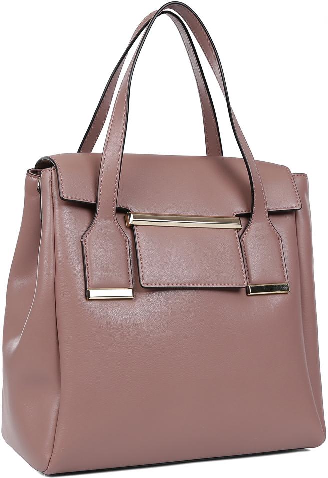 76f9e3dd92c3 Сумка женская Leo Ventoni, цвет: коричневый. 23004465-D.Pink — купить в  интернет-магазине OZON.ru с быстрой доставкой