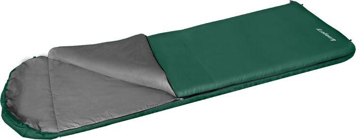 Мешок спальный Greenell Линсгари-1, правосторонняя молния, цвет: зеленый спальный мешок greenell антрим правосторонняя молния цвет зеленый