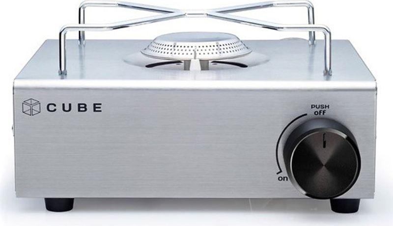 Мини-плита газовая Kovea КGR-1503 -(КGR-1503-000-00), цвет: серый металлик, черный