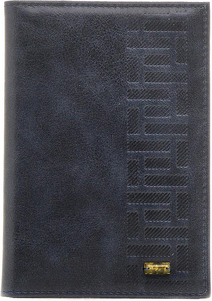 Бумажник водителя женский D. Morelli Элегия, цвет: синий. DM-B001-KY38 montagut montagut женщин бумажник крокодиловой кожи бумажник ударил цвет большой емкости г жа сцепления r2312880921 синий