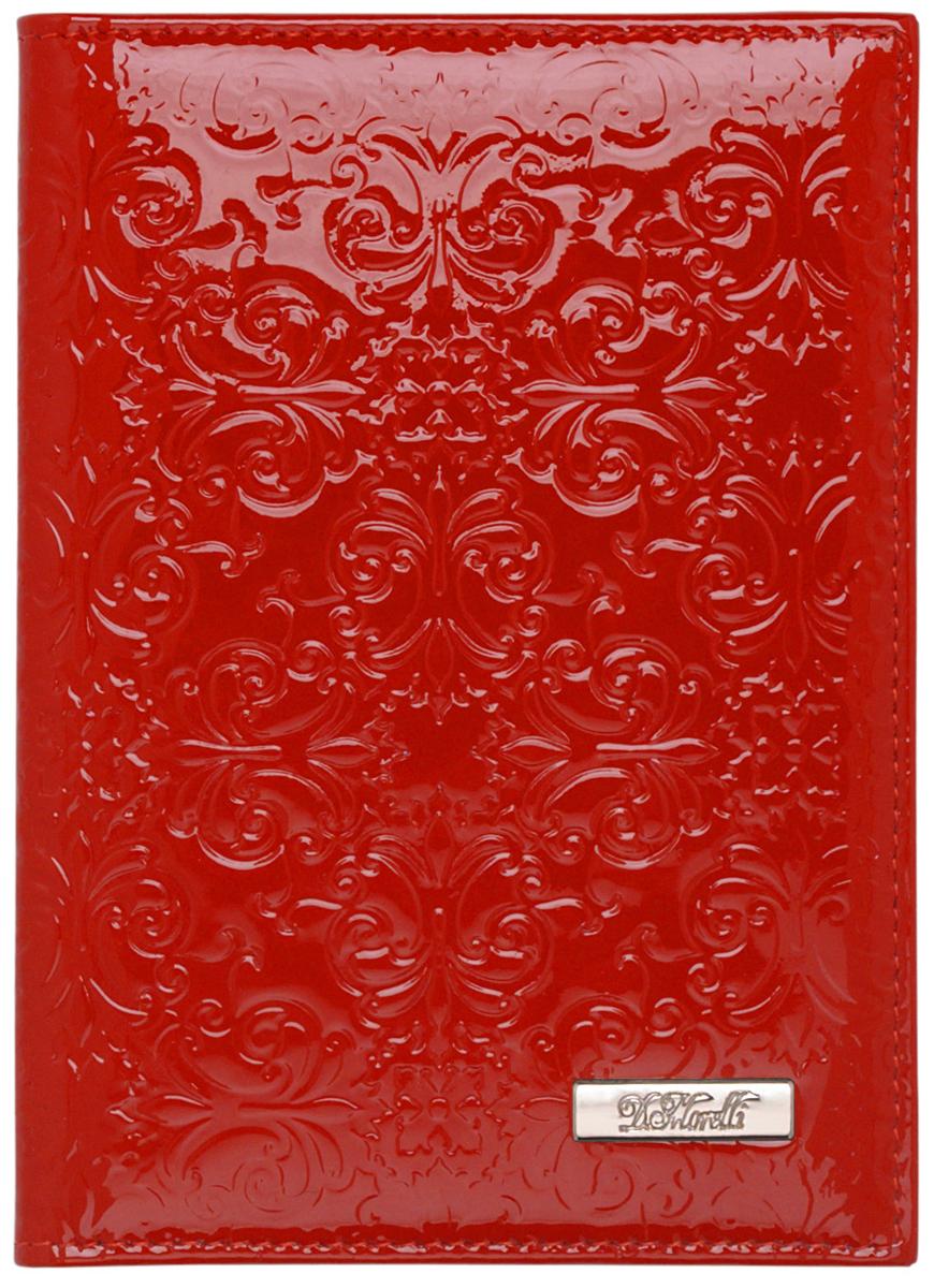 Обложка для паспорта D. Morelli портмоне женское d morelli палермо цвет бежевый dm p015 k404