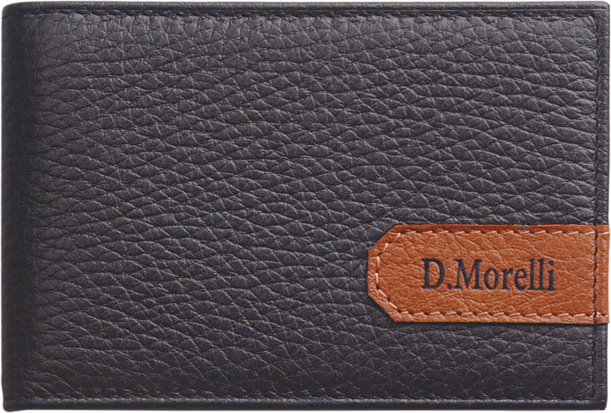 Визитница D. Morelli портмоне женское d morelli палермо цвет бежевый dm p015 k404