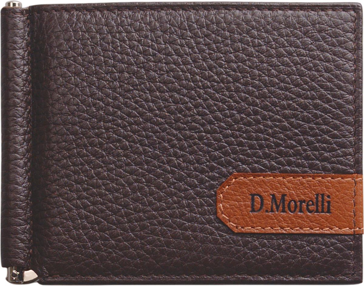купить Зажим для купюр мужской D. Morelli