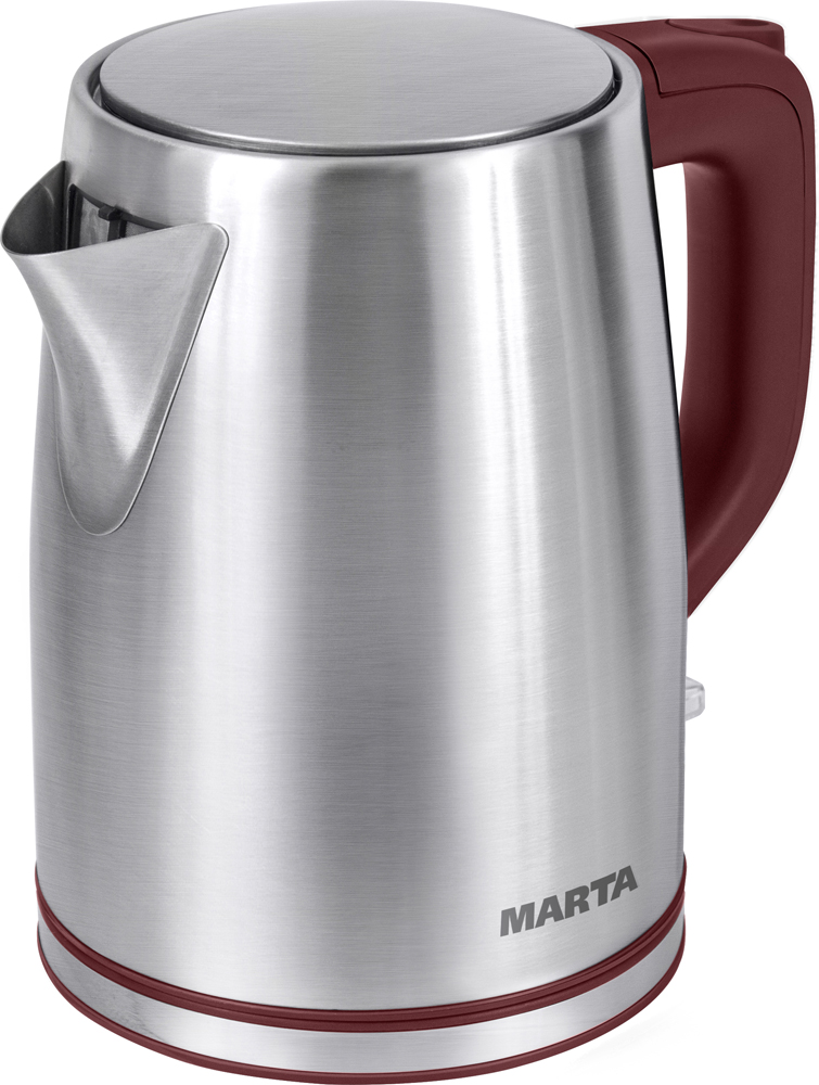 Marta MT-1092, Red Garnet чайник электрический