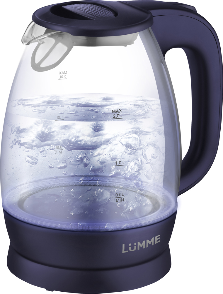 Электрический чайник Lumme LU-136, Dark Topaz