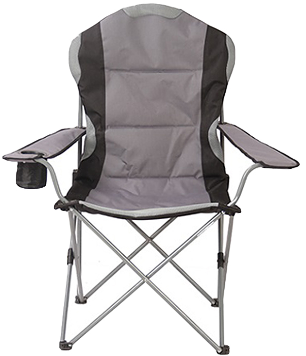 Кресло складное Green Glade, цвет: серый. М2325 кресло складное green glade m2306 65 см х 66 см х 95 см