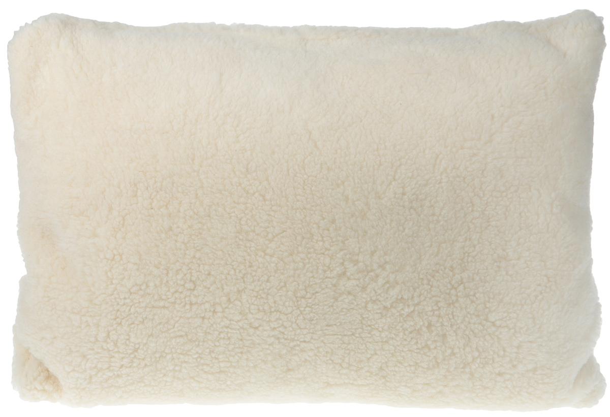 Подушка Bio-Textiles Здоровый сон, наполнитель: лебяжий пух, цвет: слоновая кость, 50 х 70 см. ZSL998 подушка bio textiles полезный сон наполнитель лебяжий пух цвет бежевый 50 х 70 см psl737