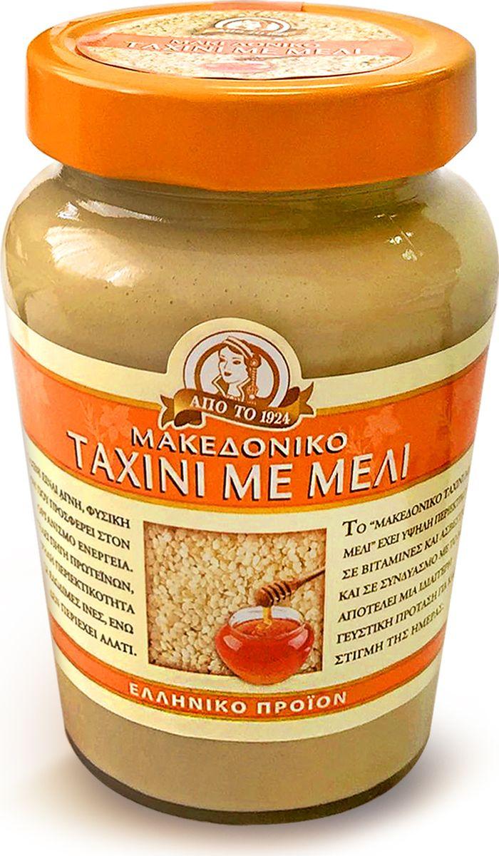 Macedonian Паста тахини кунжутная с медом, 350 г