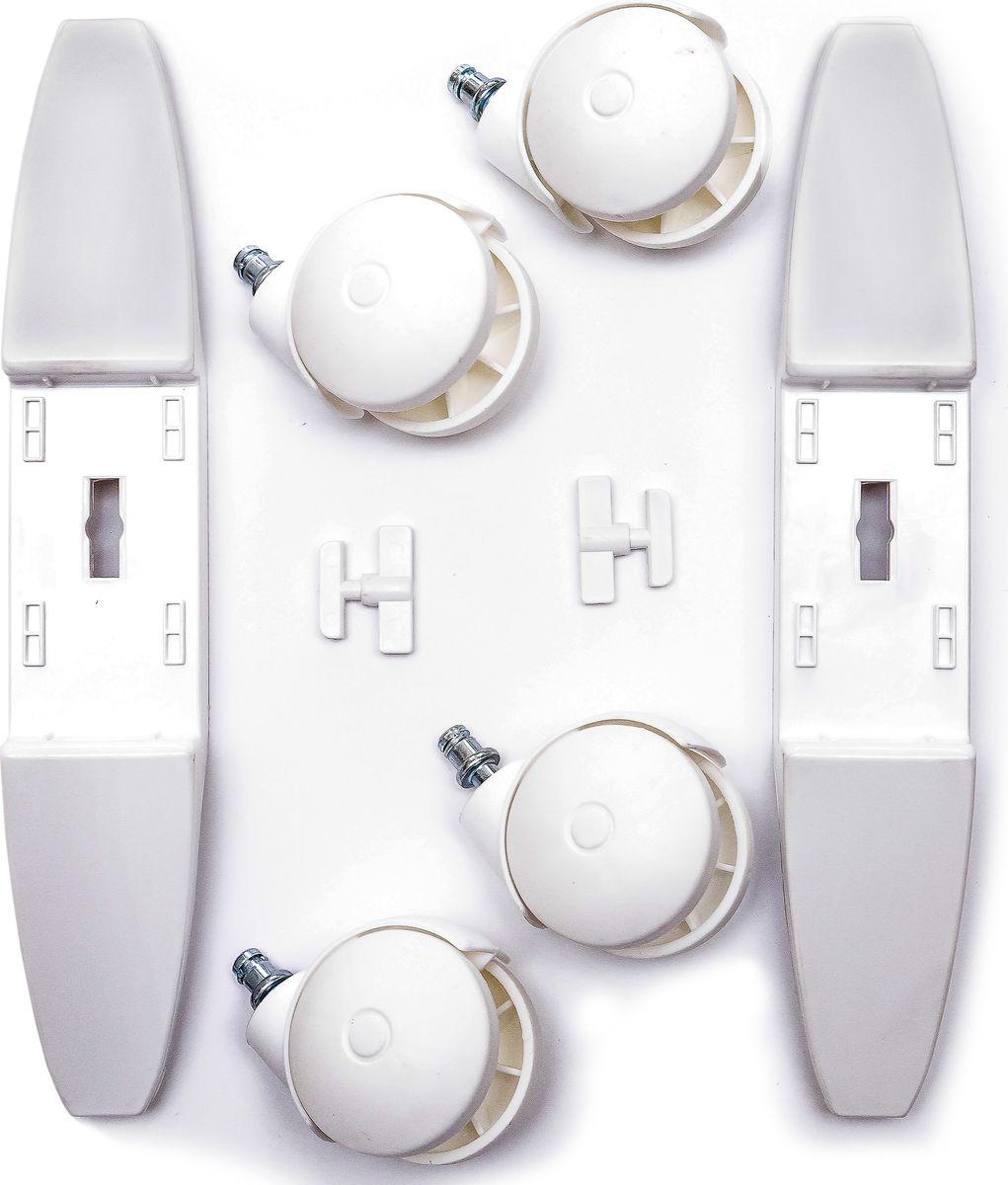 Noirotножки для электрических конвекторов, White 2 шт Noirot