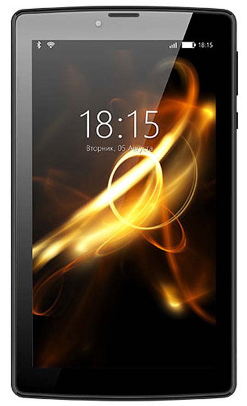 """7"""" Планшет BQ Mobile Light Wi-Fi + 3G 8 GB, черный"""