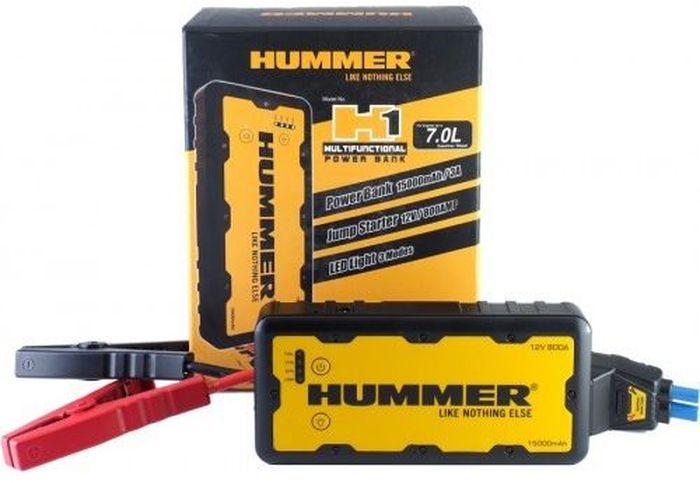 Пуско-зарядное устройство Hummer H1, 15000 мАч цена