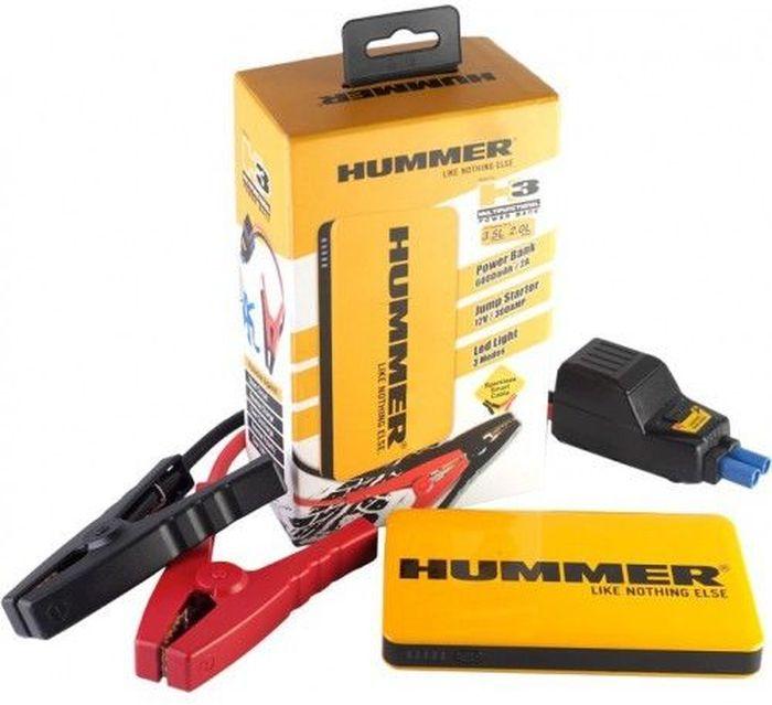 Пуско-зарядное устройство Hummer H3, 6000 мАч цена