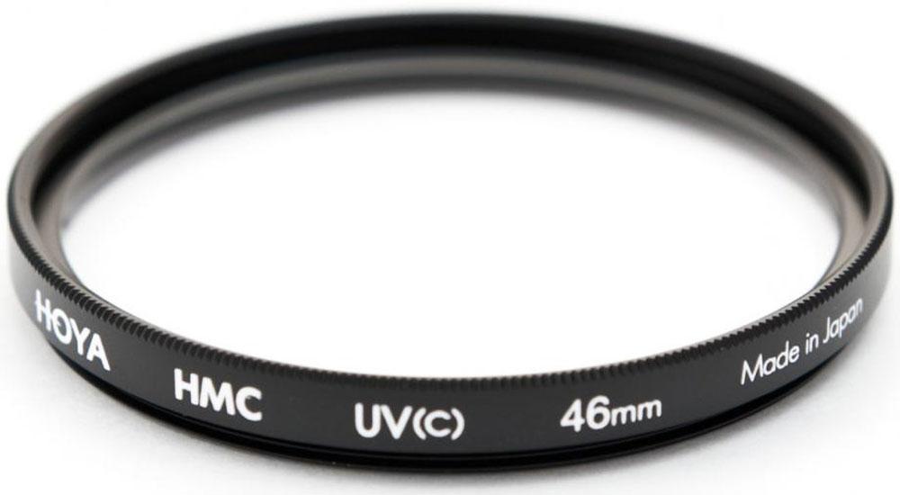 Светофильтр УФ Hoya UV(C) HMC Multi (46 мм) светофильтр hoya uv c hmc multi 82 mm ультрафиолетовый