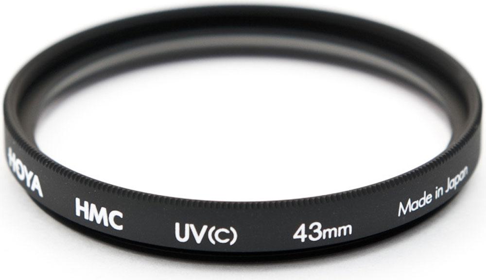 Светофильтр УФ Hoya UV(C) HMC Multi (43 мм) светофильтр hoya uv c hmc multi 82 mm ультрафиолетовый