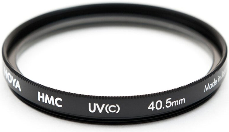 Светофильтр УФ Hoya UV(C) HMC Multi (40,5 мм) светофильтр hoya uv c hmc multi 58 mm ультрафиолетовый