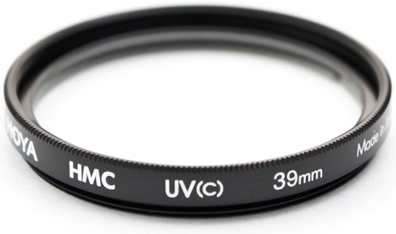 Светофильтр УФ Hoya UV(C) HMC Multi (39 мм) светофильтр hoya uv c hmc multi 58 mm ультрафиолетовый