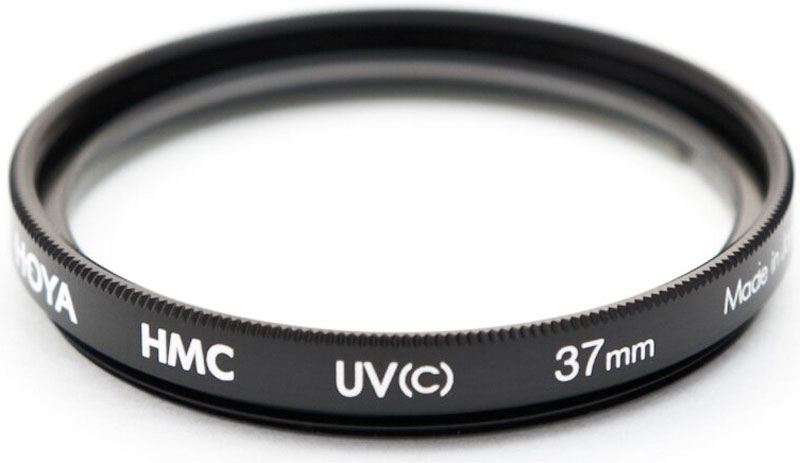 Светофильтр УФ Hoya UV(C) HMC Multi (37 мм) светофильтр hoya uv c hmc multi 58 mm ультрафиолетовый