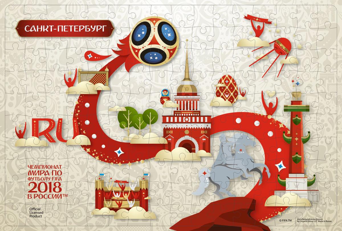 FIFA World Cup Russia 2018 Пазл Look Санкт-Петербург 03817 цена и фото