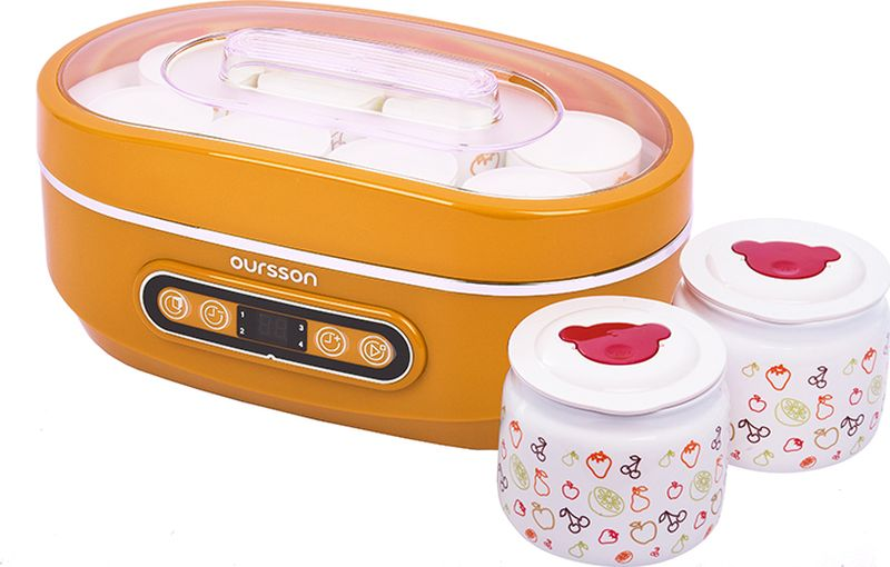 цена на Йогуртница Oursson FE1405D/OR, Orange