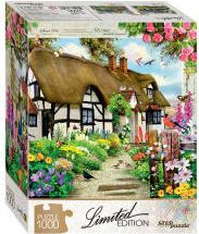 Step Puzzle Пазл Английский коттедж