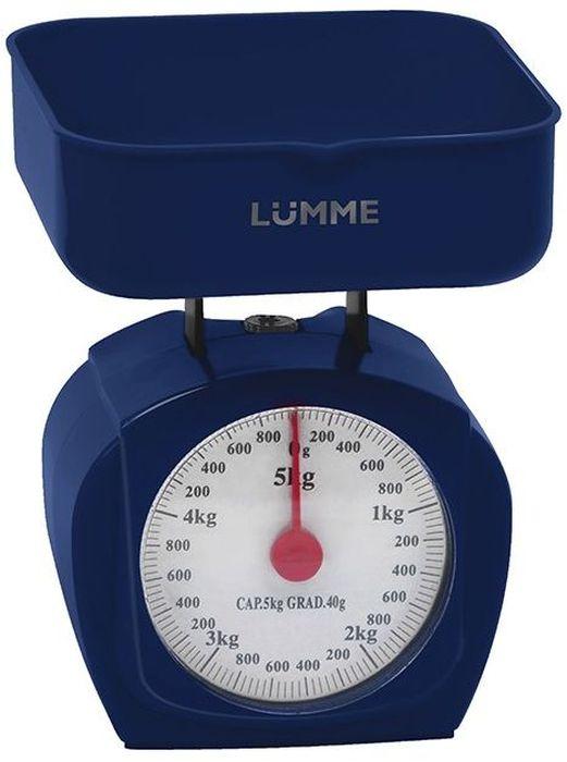 Кухонные весы Lumme LU-1302, Purple