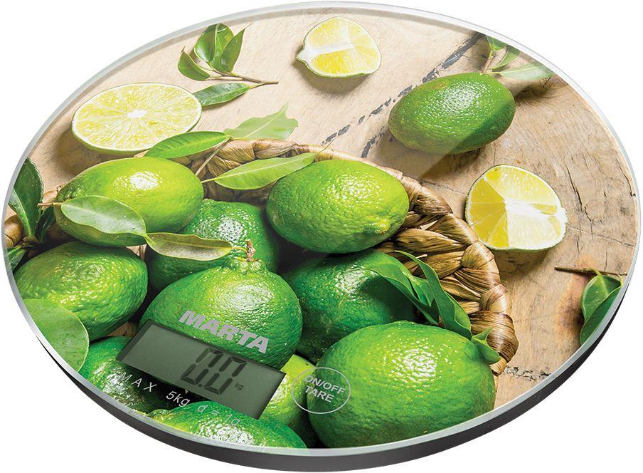 Marta MT-1635 Цитрусовый фреш весы кухонные