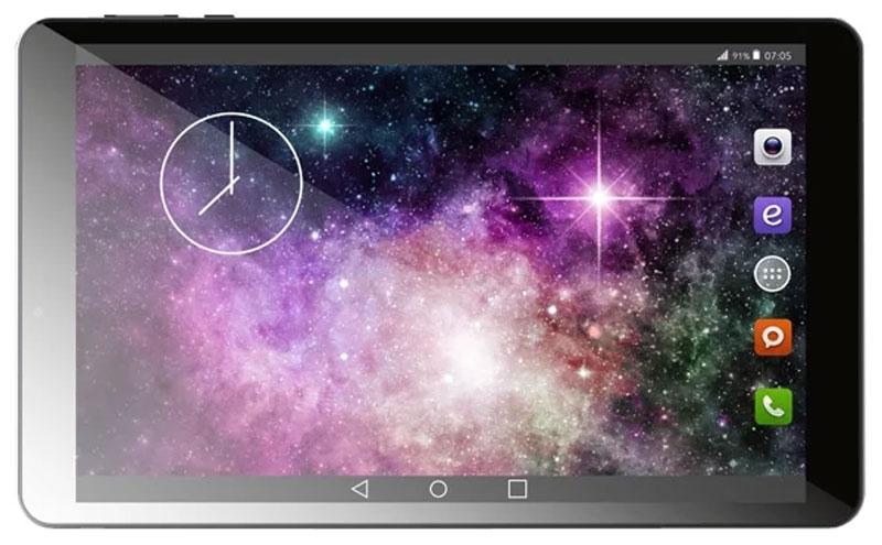 """10.1"""" Планшет BQ Mobile Orion 3G, 8 GB, белый"""